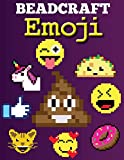 Beadcraft Emoji: Over 100 patterns for Perler Beads, Qixels, Hama, Artkal, Simbrix, Fuse, Melty, Nabbi, Pyslla, cross-stitch and more!