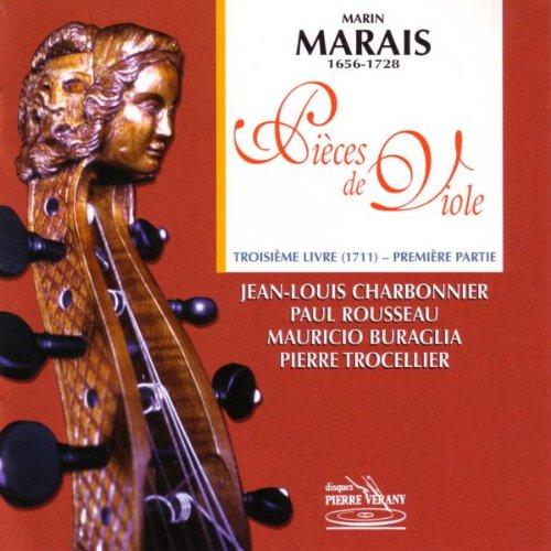 Marin Marais 1656-1728-Pieces de Viole Jl Audio Marine