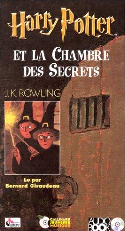 Harry Potter et la Chambre des Secrets (coffert 8 CD)