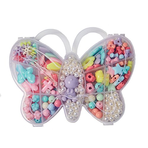 Jump Toys� Butterfly Bead & Jewellery Making Set by