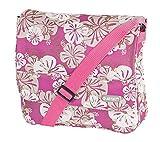 LADIES/GIRLS HI-TEC SHOULDER BAG PINK HT-1310