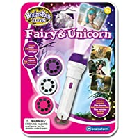 "Brainstorm Toys ""My Very Own Fairy and Unicorn Torch and Projector"