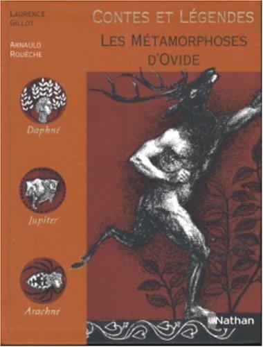 METAMORPHOSES D OVIDE