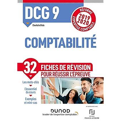 DCG 9 Comptabilité - Fiches de révision - Réforme 2019-2020: Réforme Expertise comptable 2019-2020