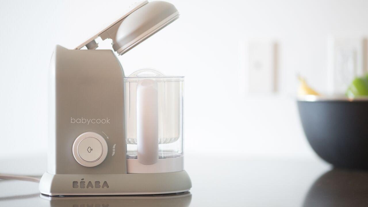 BEABA-Babycook-Kchenmaschine