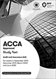 ACCA Audit and Assurance: Study Text