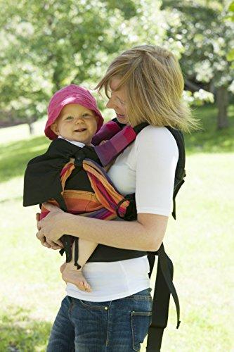 emeibaby Trage – Kombination aus Tragetuch und Tragehilfe - 3