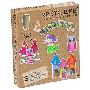 Re Cycle Me defg1060-Manualidades Diversión para 5Modelos