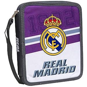 Estuche Real Madrid Doble 53 Piezas