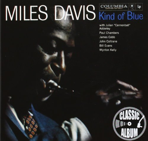 Kind of Blue: Deluxe Hard-Back Sleeve by Imports Blue Hardback