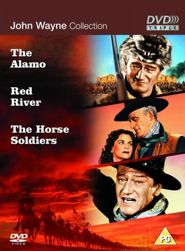 john-wayne-coll-the-alamo-red-river-the-horse-soldiers-import-anglais