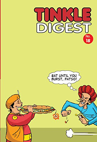 Tinkle Digest  18 (English Edition)