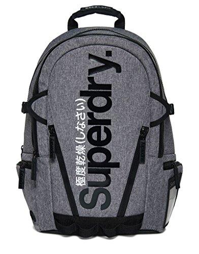 Superdry Rucksack GEL TARP BACK PACK Grey Grit