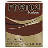 #10: Tang Dynasty International Sculpey Premo 2oz BURNT UMBER 5053