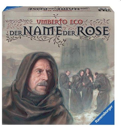 Ravensburger 26487 - Der Name der Rose (Name Buch Der)