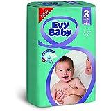 Evy Baby Diaper 50 Pieces