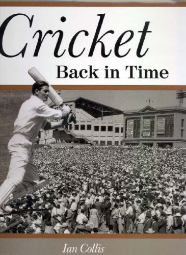 Cricket Back in Time por Ian Collis