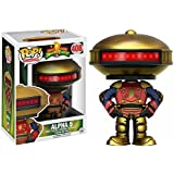 Funko - Figurine Power Rangers - Alpha 5 Exclu Walmart Pop 10cm - 0889698112000