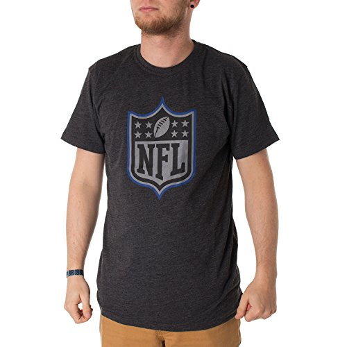 New Era Herren T-Shirt grau XXL (Era Logo T-shirt)