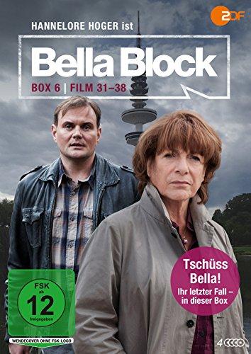 Bella Block - Box 6 (Film 31-38) Inklusive dem letzten Film [4 DVDs] (Bella Vier)