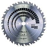 Bosch Zubehör 2608640702 Kreissägeblatt Construct Wood 350 x 30 x 3,2 mm, 24