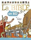 Découvrez le vrai texte de La Bible en BD