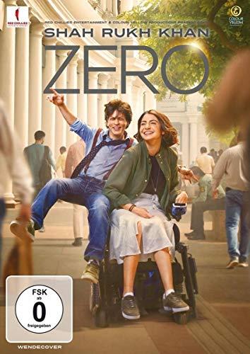 Shah Rukh Khan: Zero (Special Edition) (+DVD) (limitiert) [Blu-ray]