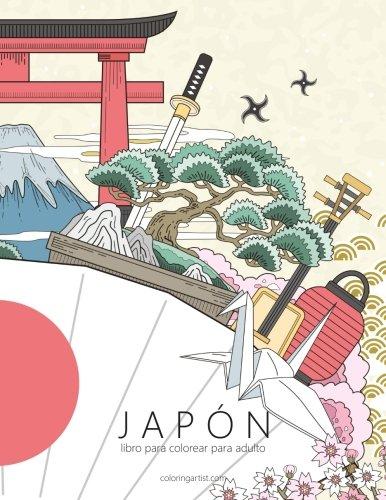 Japón libro para colorear para adultos 1: Volume 1 Descargar PDF ...