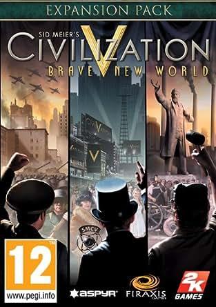 Sid Meier's Civilization V Brave New World [Online Game Code]