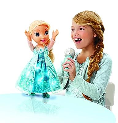 Disney Frozen–31078–Muñeca canta con Elsa de Disney Reine Des Neiges