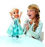 Disney Eiskönigin–31078–Puppe singt mit Elsa