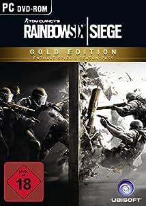 Tom Clancy's Rainbow Six: Siege - Gold Edition [PC]