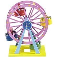 Kooky Toys Peppa Pig - Noria de juguete con muñeco de Peppa