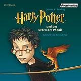 Harry Potter und der Orden des Phönix: Gelesen von Rufus Beck (Harry Potter, gelesen von Rufus Beck, Band 5)