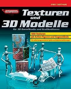 Texturen und 3D Modelle