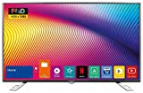 Kevin 122 cm (48 Inches) Full HD LED Smart TV KN50FHD (Black)