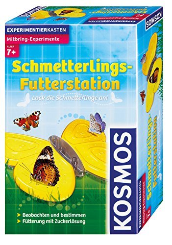 657147 Schmetterlings-Futterstation