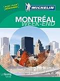 Le Guide Vert Week-end Montréal Michelin
