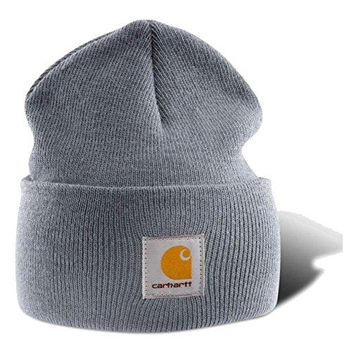 Carhartt -  Berretto in maglia  - Uomo grigio