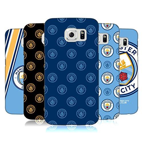Head Case Designs Officiel Manchester City Man City FC 2017/18 Insigne Étui Coque D'Arrière Rigide pour Samsung Téléphones 1