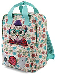 d0b745756892 Karactermania Krazymals Cat-Mochila Dash Mochila Tipo Casual