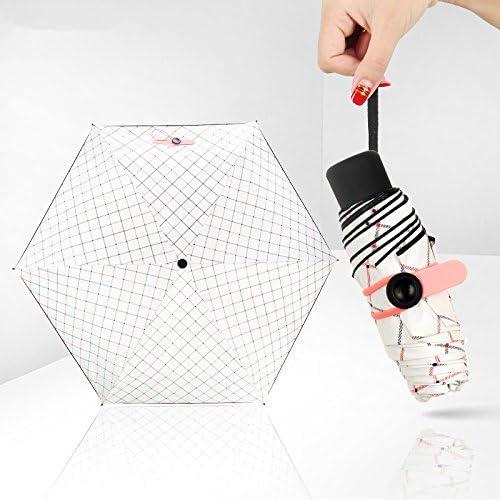 HAN-NMC Ombrello ombrello Ombrello pieghevole,B | Nuovo  | Materiali Materiali Materiali Accuratamente Selezionati  ef388f