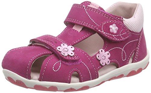 Superfit Fanni, Sandales bébé fille Rose (pink 63)