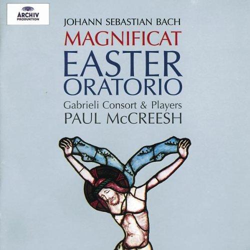Magnificat / Oratorio de Pâques