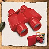 Navir Super 40 Binocular, Red