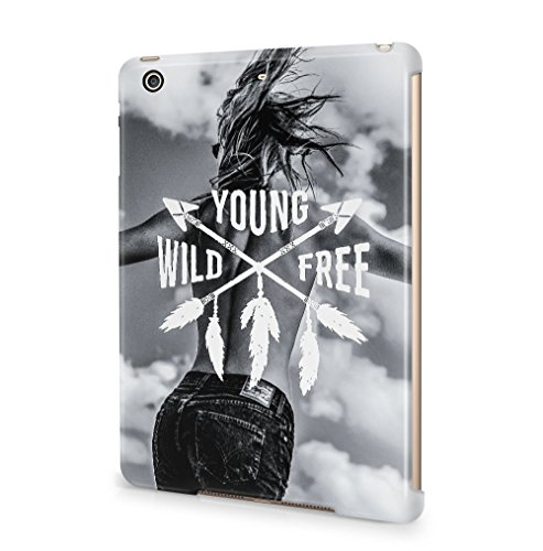 Maceste Young Wild and Free Sexy Blonde Girl Indie Free Spirit Wasted Youth Kompatibel mit Apple iPad Mini 2 / iPad Mini 3 SnapOn Hard Plastic Tablet Protective Fall Handyhülle Case Cover (Ipad 3 Sexy Fällen)