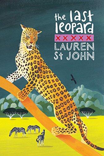 The White Giraffe Series: The Last Leopard: Book 3 (Animal Healer series) (English Edition)