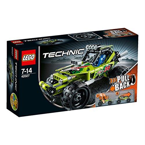 LEGO Technic 42027 - Bolide del Deserto