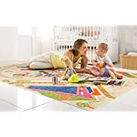 Bravich RugMasters Educational Play Mats