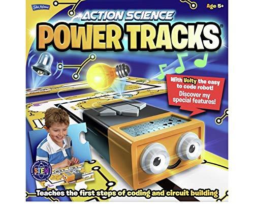 John Adams 10622Wissenschaft, Kodierung, Elektronik, Stromkreise, Multi